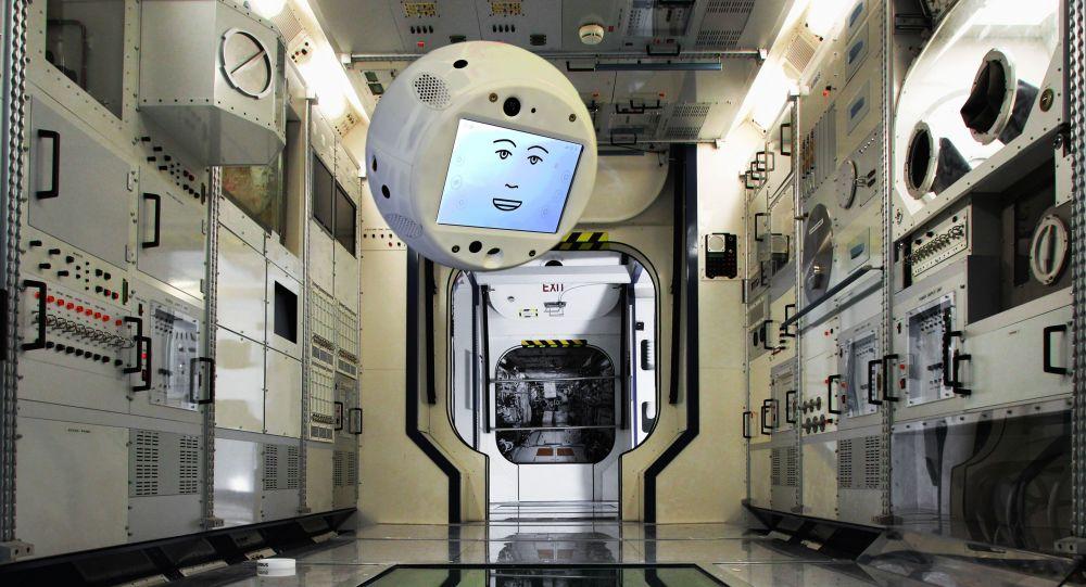 太空机器人西蒙