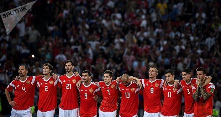 俄羅斯足球隊