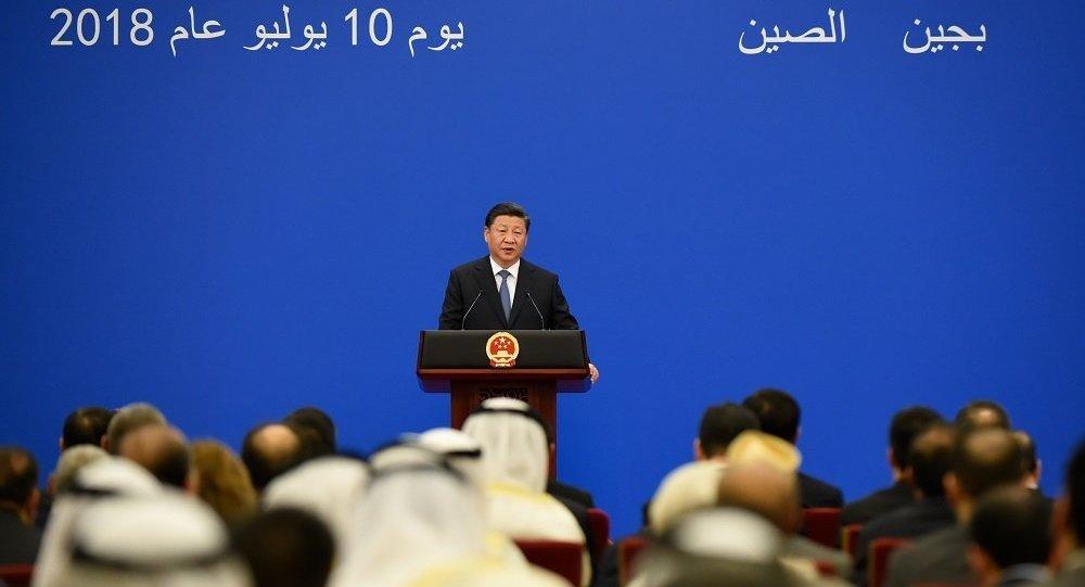 習近平宣佈建立面向未來的中阿戰略夥伴關係