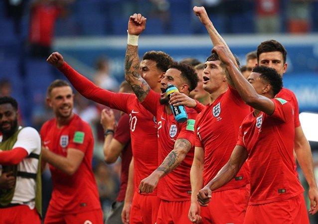 克宮:希望英格蘭隊在世界杯上踢出精彩足球