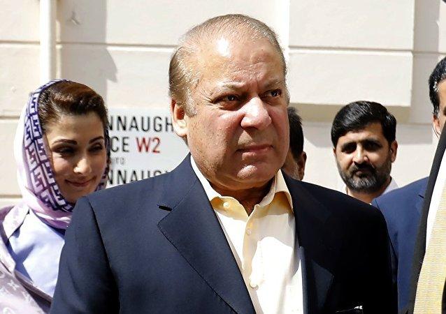 印专家:巴基斯坦前总理回国是一场危险的政治赌博游戏