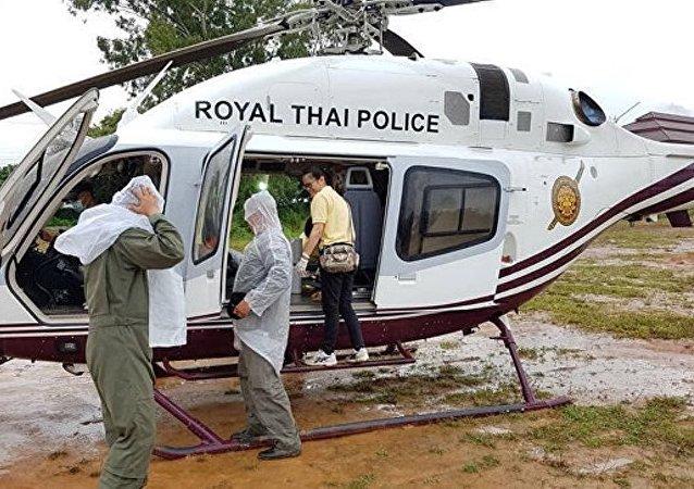 泰國少年足球隊員受困的洞穴或將成為旅遊景點
