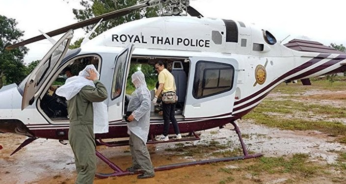 泰国少年足球队员受困的洞穴或将成为旅游景点