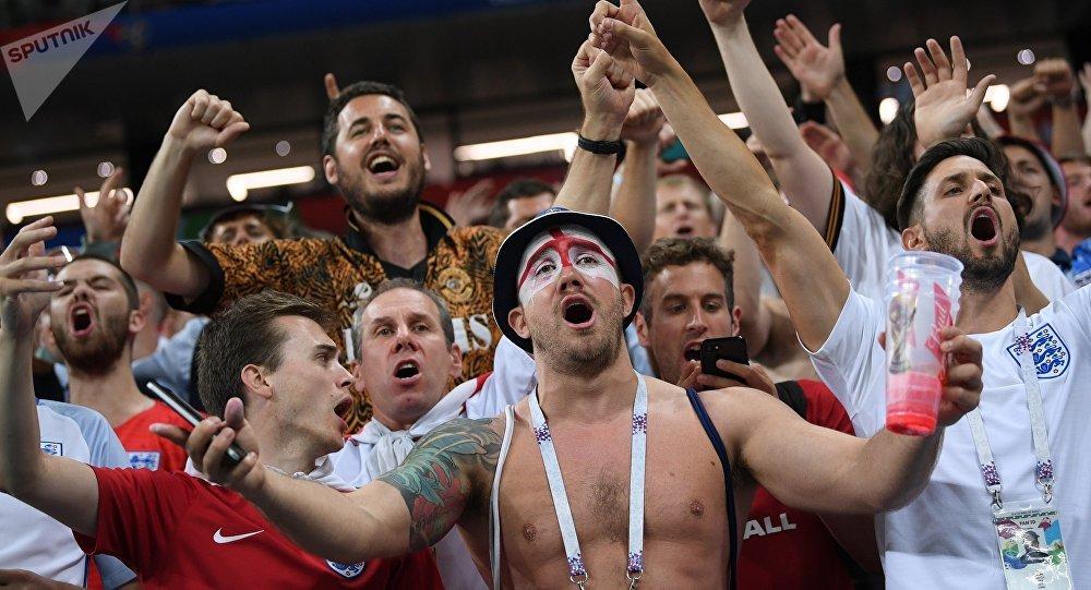 英格蘭球迷