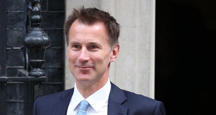 「中國女婿」傑里米·亨特接棒英國外交大臣是否有助於中英「黃金時代」走向鼎盛時期