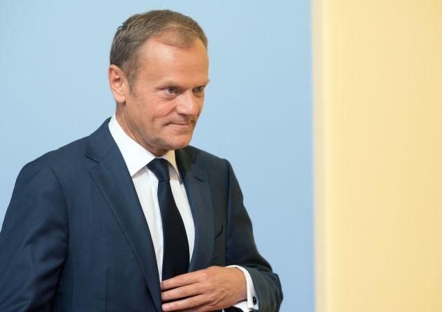 歐洲理事會主席:不會重審英國脫歐協議