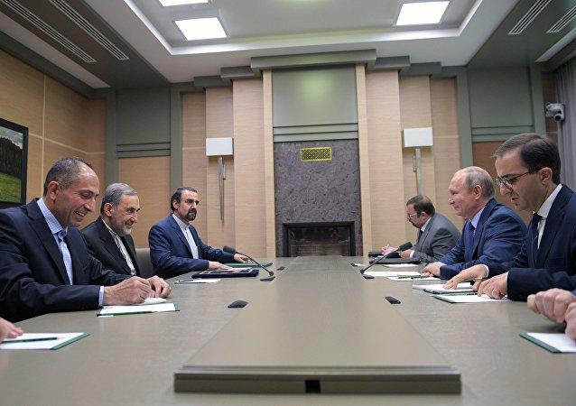 伊朗最高领袖顾问:普京认为必须在国防领域与伊开展进一步合作