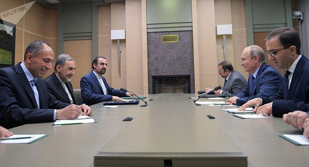 伊朗最高領袖顧問:普京認為必須在國防領域與伊開展進一步合作