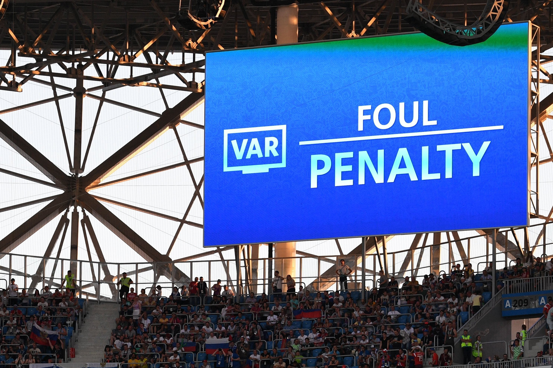 俄罗斯世界杯平了单届世界杯点球判罚数量纪录