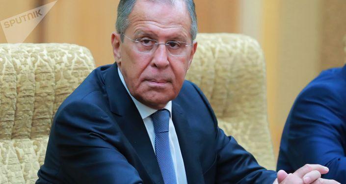 俄外交部:拉夫罗夫与蓬佩奥将在俄美赫尔辛基峰会期间会晤