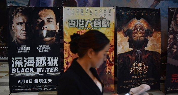 中国电影正征服整个世界