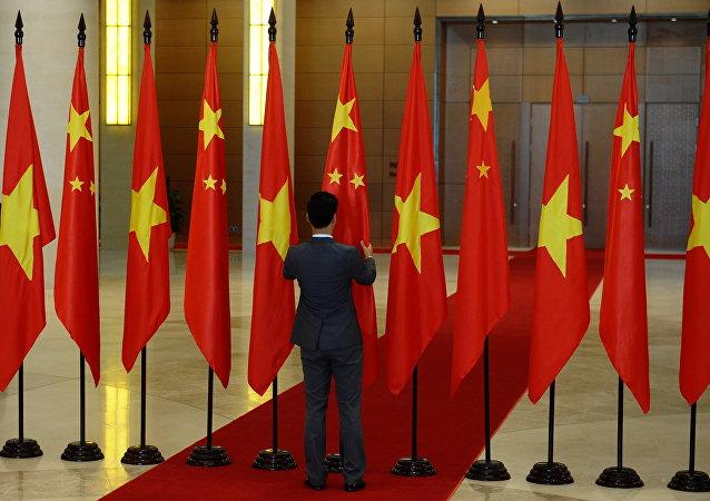 中越两军举行边境高层会晤 双方表示将深化陆地边界和边防合作