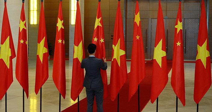 中国将在越南找到一款与美贸易战获胜的药方