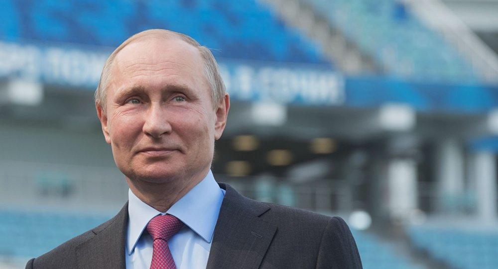 普京将在世界杯决赛前会见苏丹总统