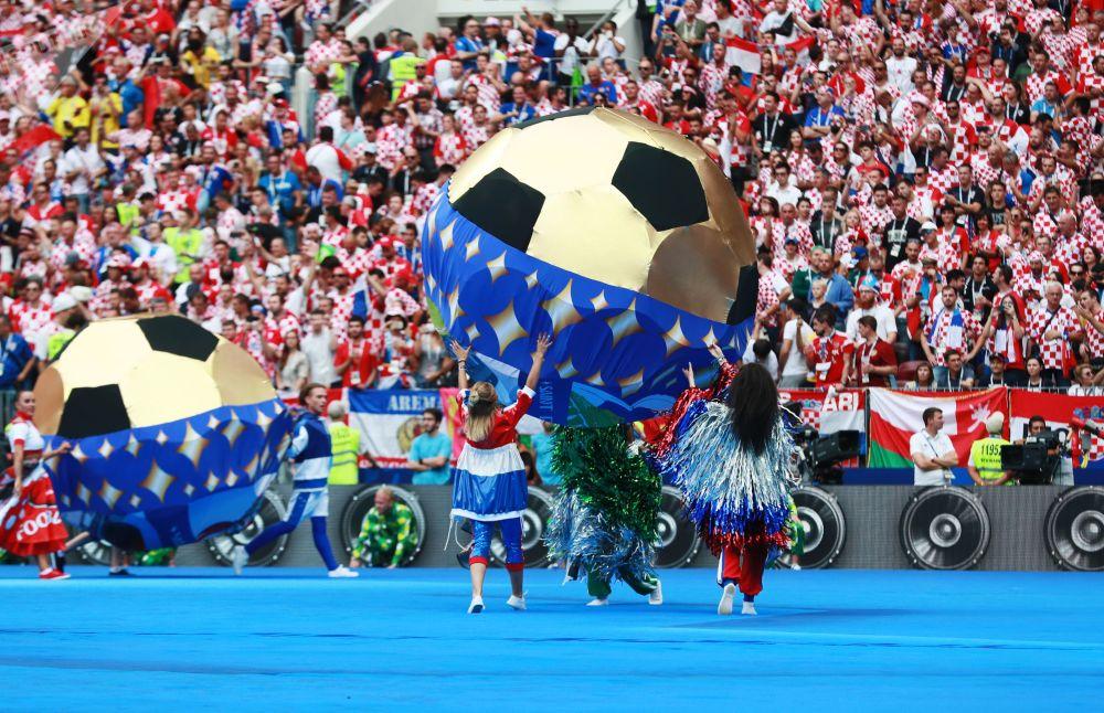 2018俄罗斯世界杯闭幕式