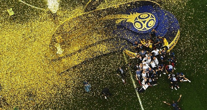 法国世界杯封王将分得3800万美元奖金