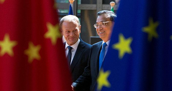 中國與歐盟聯手維護世貿權威