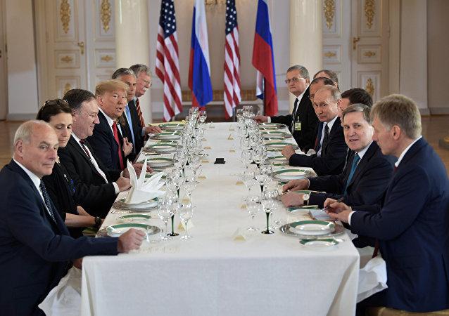 俄美會談結束 共持續4個小時