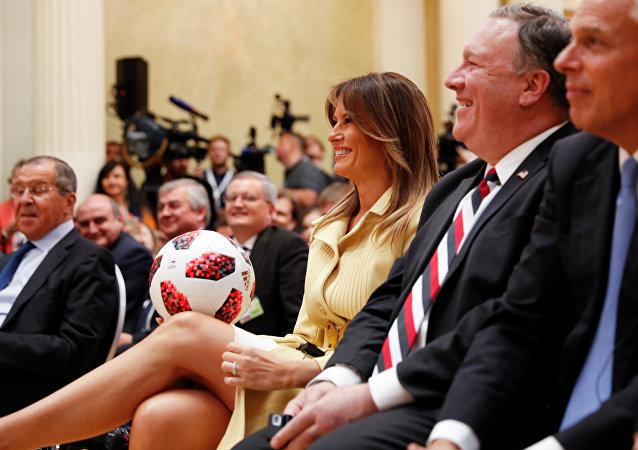 特朗普希望美國2026年舉辦的世界杯不遜於俄羅斯