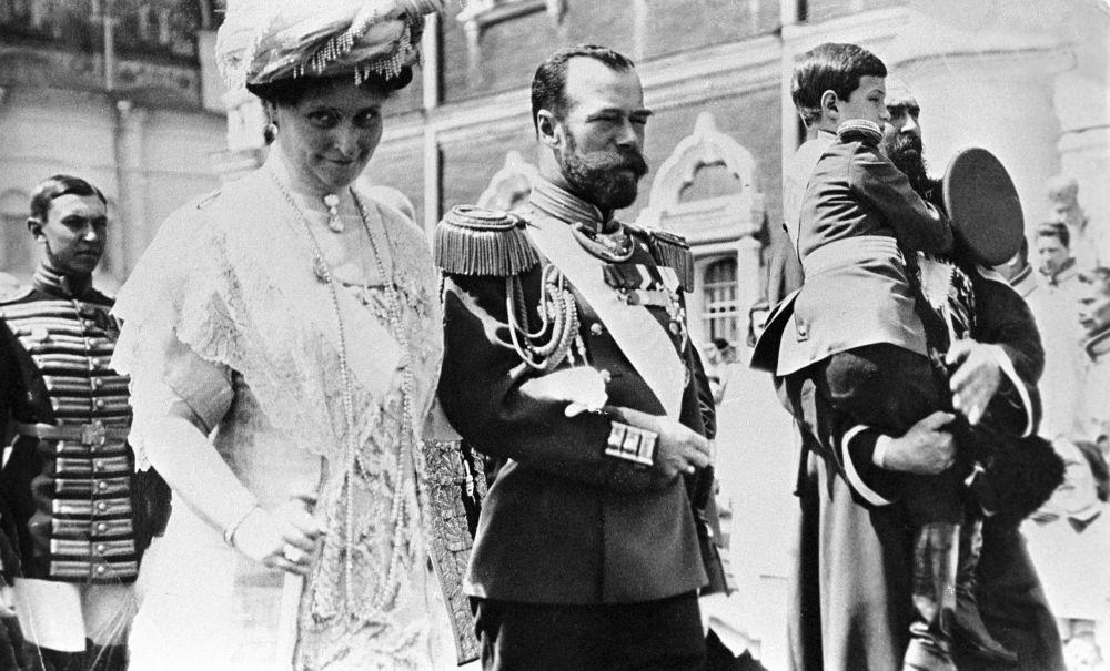 末代沙皇灭门100周年