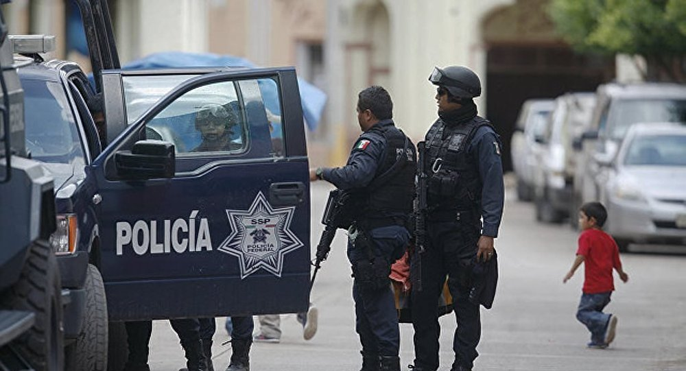 墨西哥警察