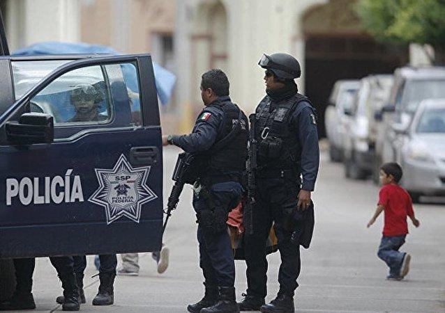 媒體:墨西哥兩天內40人被殺害