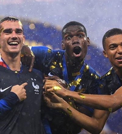 媒体:法国队获胜给中国赞助商造成损失