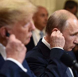 大多数美国人支持特朗普与普京再次举行会晤
