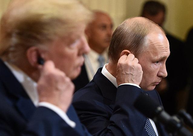 俄總統助理:並未具體籌備俄美領導人新會晤