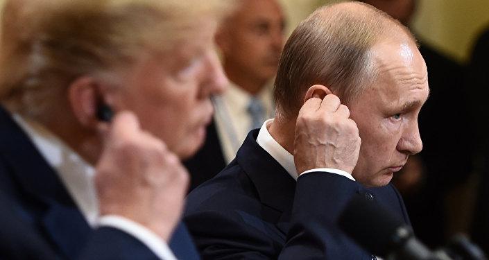 特朗普稱,與普京的會晤勝過北約峰會