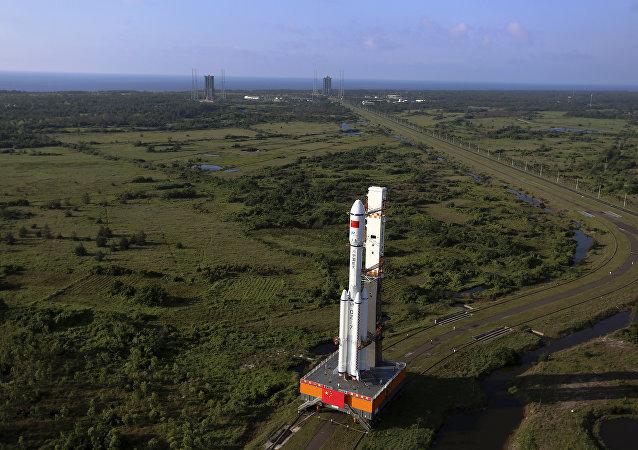西班牙科学大臣称中国20年后或在航天领域取得领先