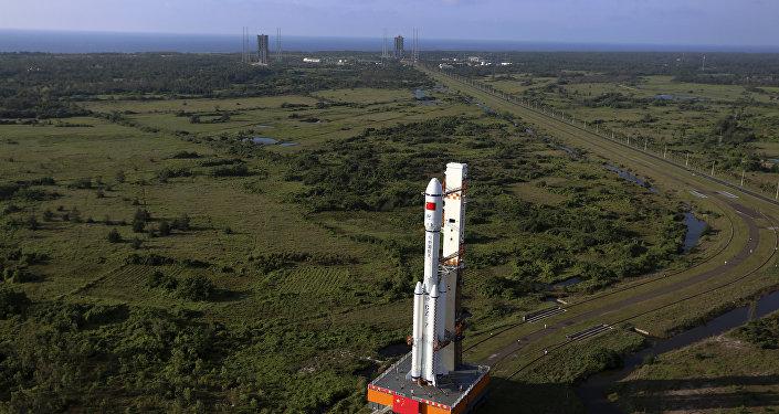 中国新航天计划:宣誓争雄?