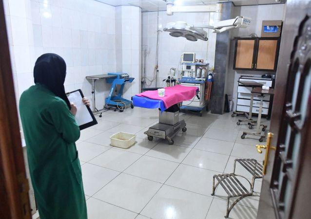叙利亚反政府武装放弃配备外国设备的医院