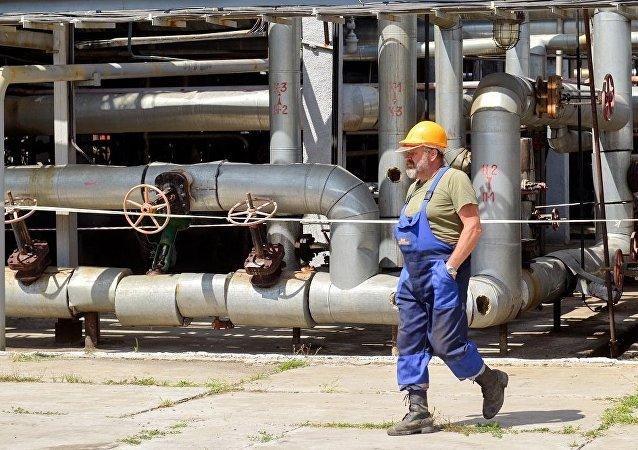 烏石油天然氣公司總裁:該公司願意審議與俄氣簽署和解協議的建議
