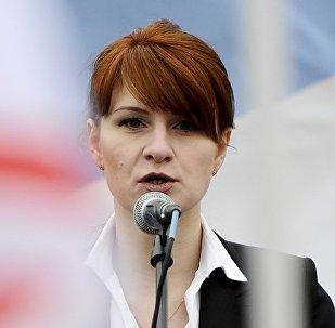 俄公民布京娜在美国监狱里遭到公然歧视