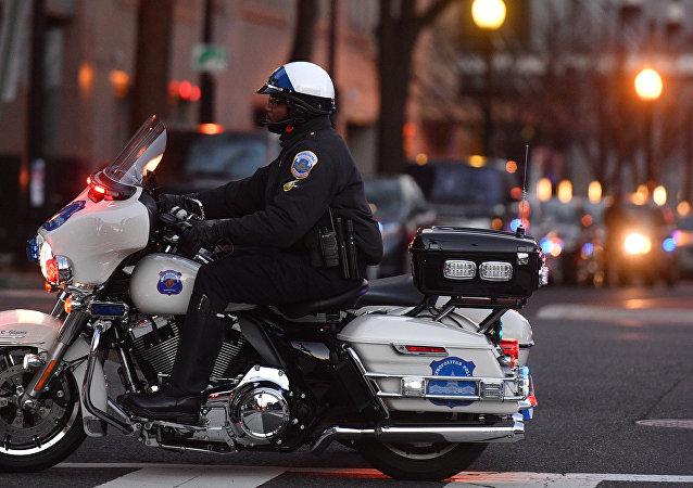 华盛顿警察