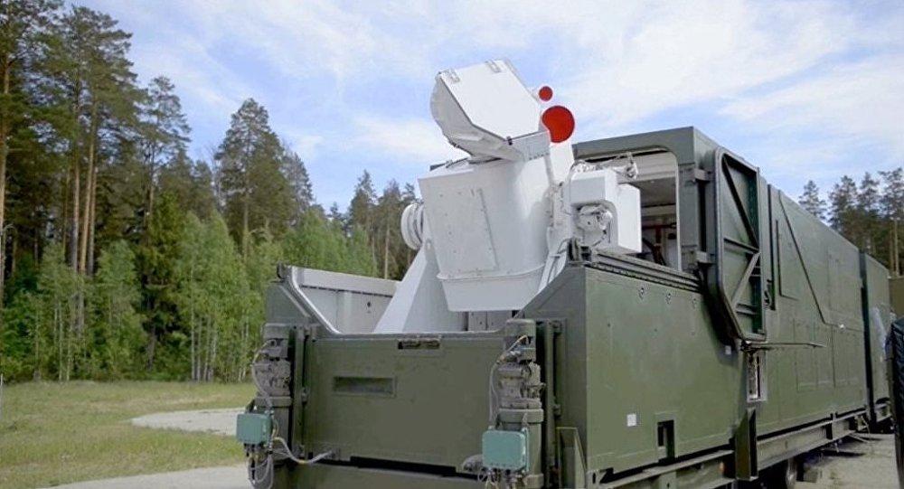 「佩列斯韋特」戰鬥激光綜合體已列裝部隊