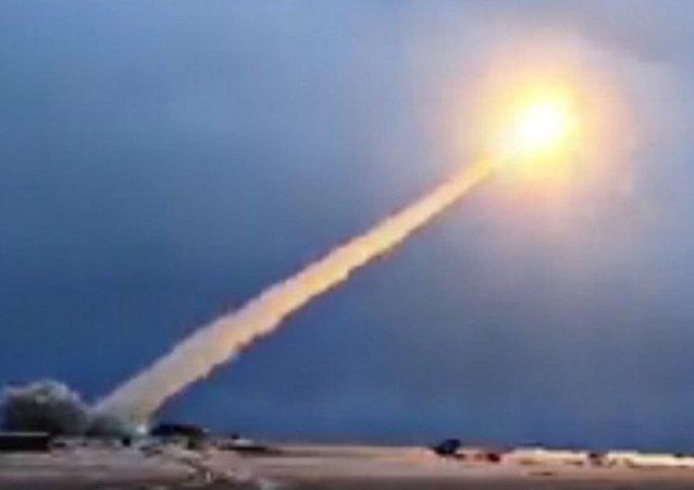 """带核动力发动机的巡航导弹""""海燕""""对所有反导系统都是难以拦截的"""