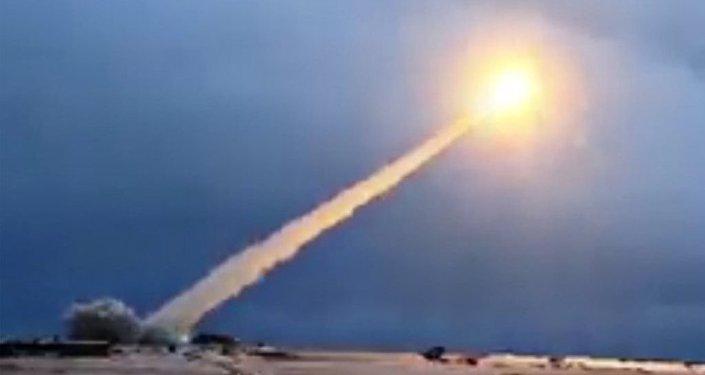 帶核動力發動機的巡航導彈「海燕」對所有反導系統都是難以攔截的