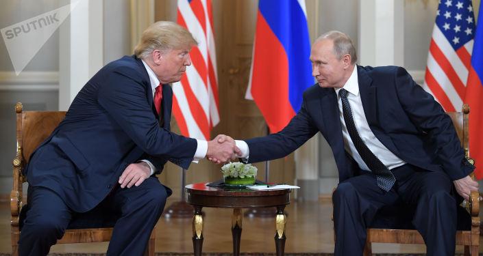 特朗普:准备同普京进行第二次会晤
