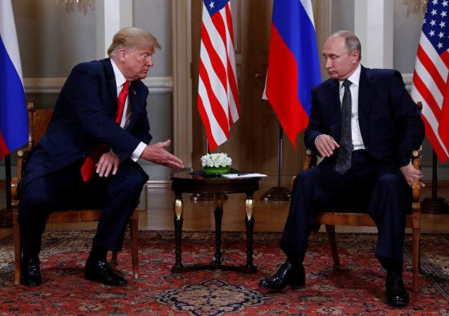 克宫:正在为俄美总统在G20峰会期间或安排的会晤进行准备工作