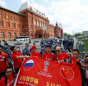 世界杯赛中国游客如织,但主客流将集中在秋季