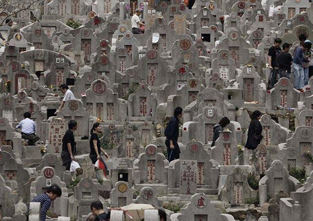 俄媒:香港生活昂貴,但死亡花銷更高
