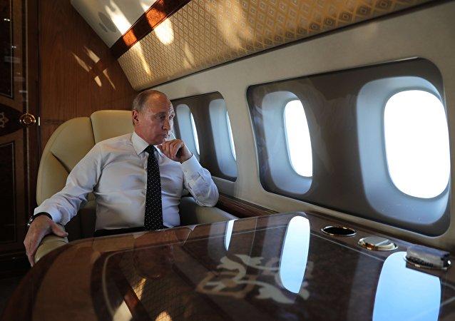 普京提议建造超音速客机