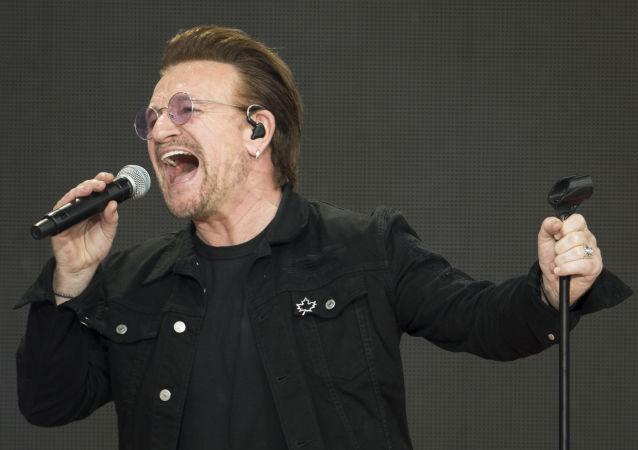 愛爾蘭U2搖滾樂隊