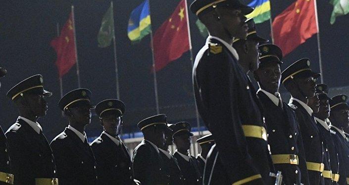 中国将丝绸之路铺向西部非洲