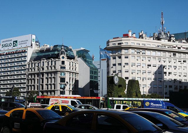 阿根廷首都布宜諾斯艾利斯
