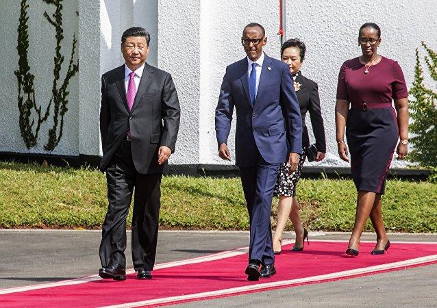 中方願與南非重點推進基礎設施建設等領域合作