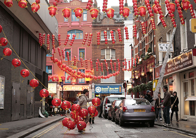 华裔在西方国家越来越遭受歧视
