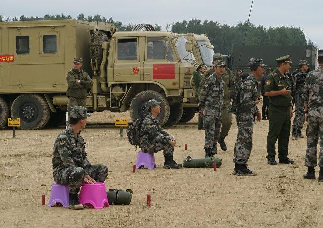 国际军事比赛前6天成绩揭晓 俄中两国领先